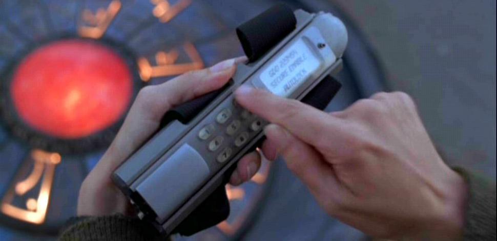 Stargate G.D.O. Prop