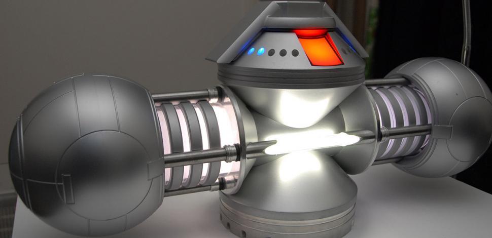 Stargate Naquadah Generator Mk I