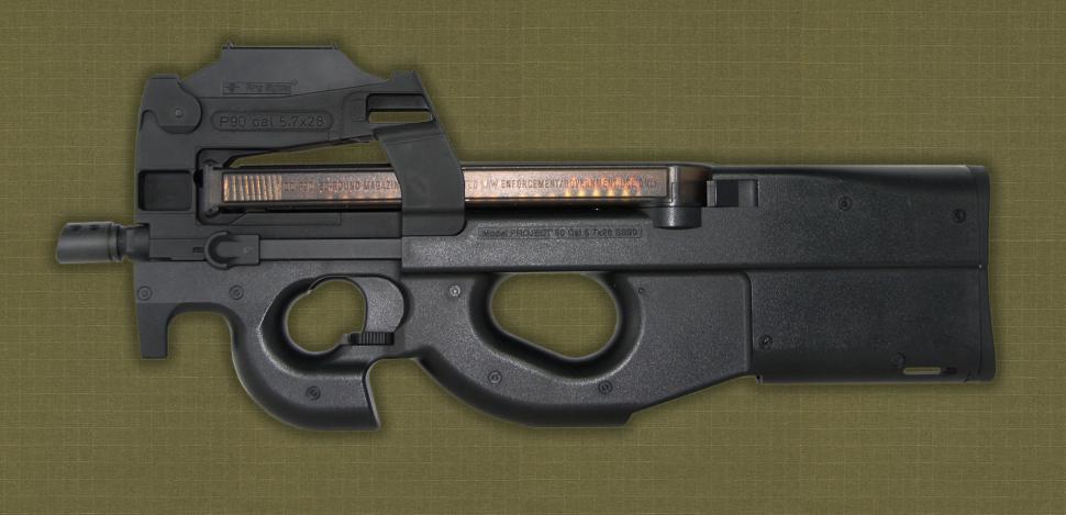 SG1Props Stargate P90 Replica