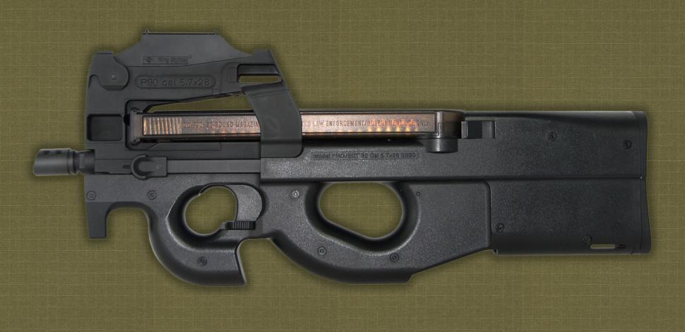 Build Your Own Stargate SG1 Replica P90