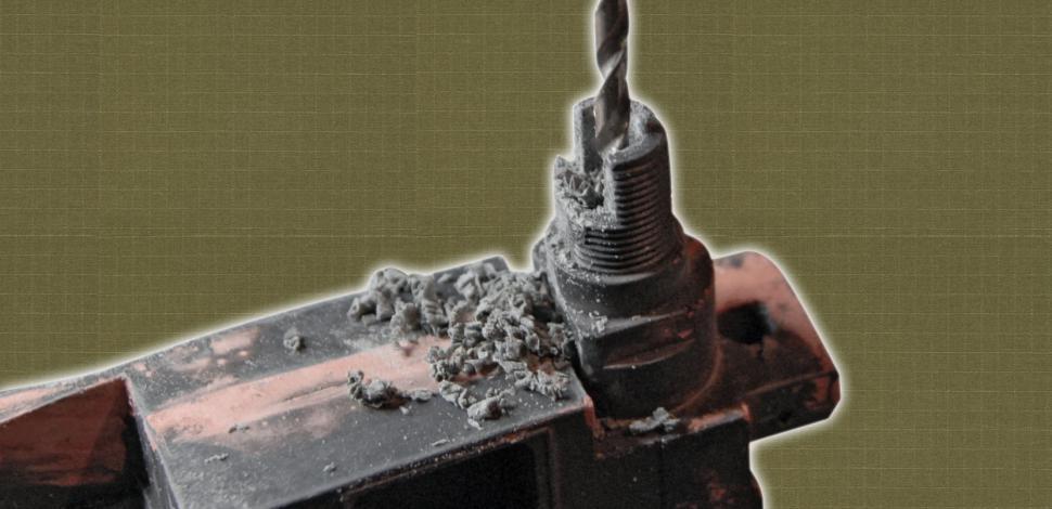 Functioning P90 Prop Replica