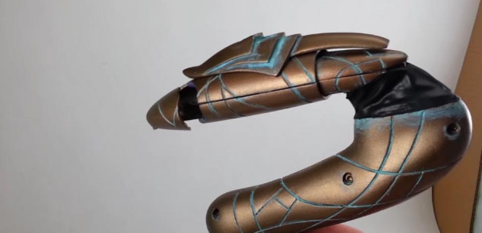 Working Zat Gun From Stargate SG1
