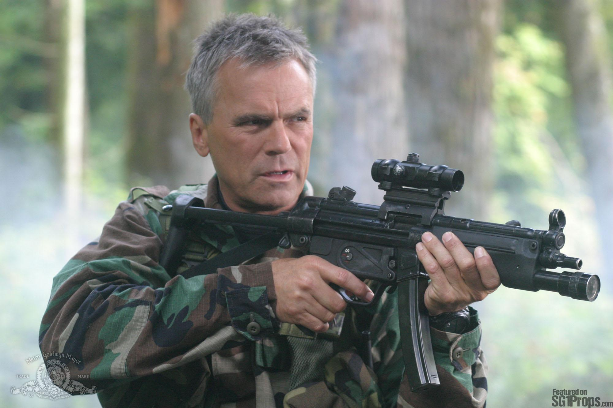 Mp5 Scope Sg1props Stargate Props And Costumes