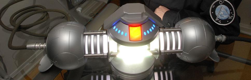 Naquadah Generator From Stargate