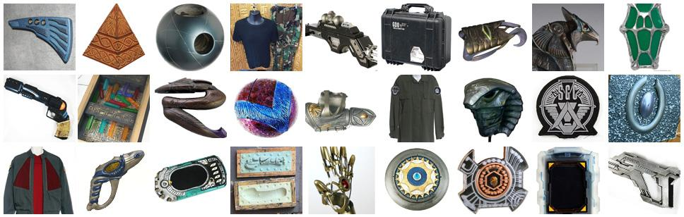 Where to sell Stargate costumes